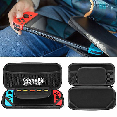Accessories Case Bag+Shell Cover+Charging Cable+Protector for Nintendo Switch bT