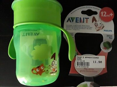 Tasse d'apprentissage Avent 260ml - SCF782/00