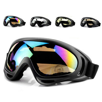UV Protection Windproof Motorcycle Goggles Cycling Dirt Bike ATV.Glasses FH