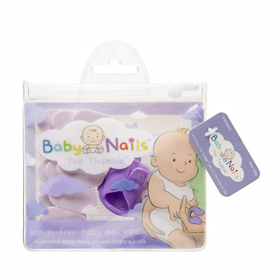 The Thumble - Wearable Baby Nail File by Nails - New Standard Pack