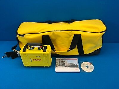 Leica DIGITEX 100t Signal Generator for Digicat 550i Locator 795946 PLUS BAG