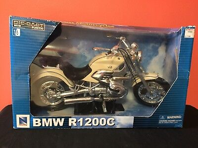 New-Ray Diecast 1/6 scale BMW R1200C RoadRider Collection NEW SEALED BOX