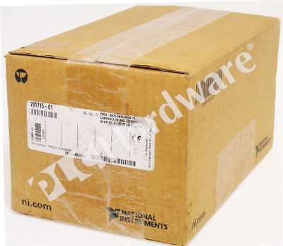 New Sealed National Instruments cRIO-9075 CompactRIO Controller & 4-Slot Chassis