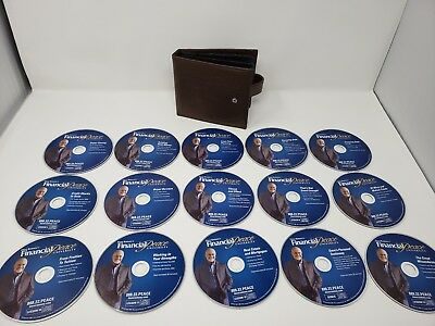 Dave Ramsey's Financial Peace University CD KIT w/case 16 Discs **COMPLETE**