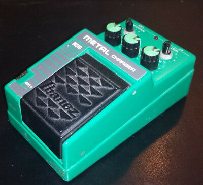 Ibanez Metal Charger (Modified) guitar effects pedal