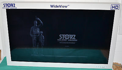 "Karl Storz NDS SC-WU42-A1515 Wideview HD Surgical Monitor 42"" LCD Endoscopy"