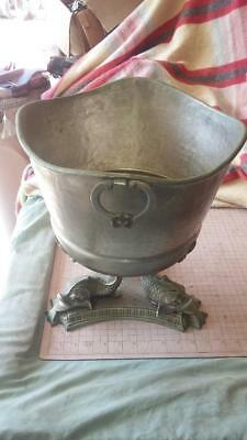 Vintage Retro - Punch BowI,Ice Bucket.bar,beer,wine,rare,glass,workshop,tools.
