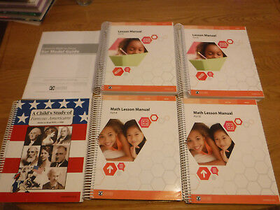 Complete Calvert School 7th Grade Homeschool Curriculum 10100