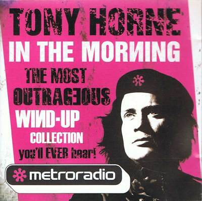 Tony Horne - The Most Outrageous Wind-up Collection You'll Ever Hear. CD