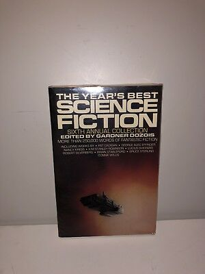 YEAR'S BEST SCIENCE FICTION: SIXTH ANNUAL COLLECTION *New And Sealed*