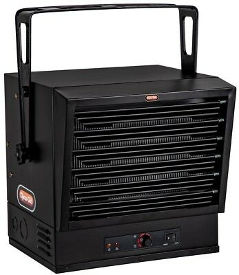 Dyna-Glo Electric Garage Heater 10,000W Ceiling Mount 2 Heat Settings Thermostat