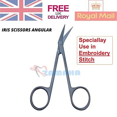Long Thick Toe Nail Scissors Clippers Cutters Chiropody Podiatry Stainless Steel