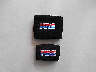 Motorcycle Reservoir Covers (brake + clutch) hrc cbr rr honda 1000 600 fireblade