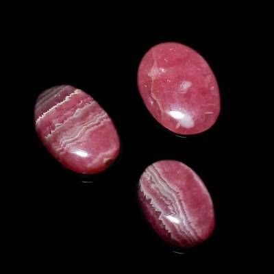 100% Argentina Rhodochrosite Gemstone Loose Cab Pendant Earring Wholesale Lot A