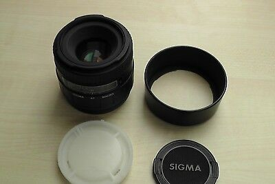 SIGMA 50mm f/2.8 Makro für Minolta Sony Alpha - TOP -