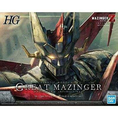 HG Great Mazinger Z  INFINITY Ver.1/144 BANDAI SPIRITS Colorcoded Plastic Model