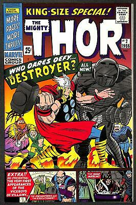 Thor King Size Special #2 VFN+ (1994 J.C. Penney Reprint)