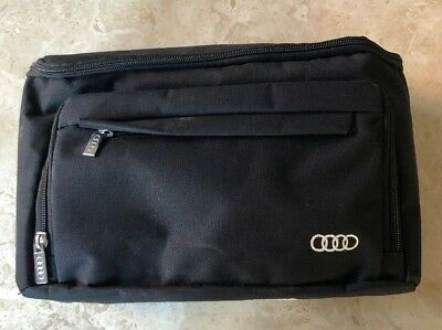 Genuine Audi Car Care/Wash Kit Bag 10pcs