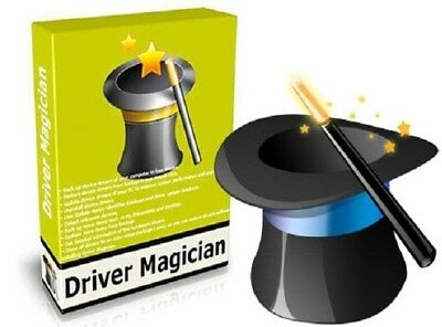 NEW DRIVER MAGICIAN 5.2 PRO Lifetime License For 3 computers Instant Delivery