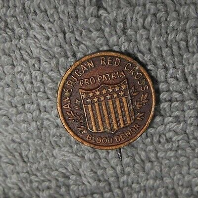 Vintage - American Red Cross Blood Donor Pin