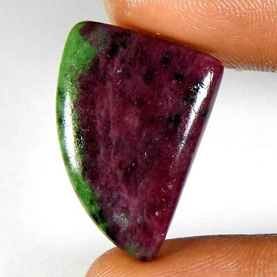 23.85Cts100% Natural Ruby Zoisite Fancy Cabochon Gemstones