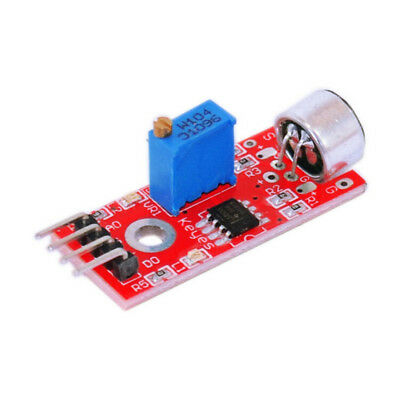 AVR PIC Gift Module Sensitivity for Arduino Sound Detection HOT KY-037 High NEW