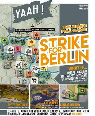 Flying Pig Yaah! Magazine #11 w/Strike for Berlin Mag MINT
