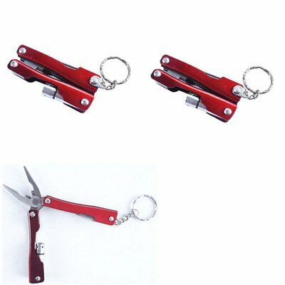 Outdoor Camping Emergency Tool Multifunction Knife with Multi-tool Pliers Kit KU