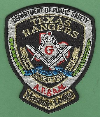Patches TEXAS TRANS PECOS DRUG TASK FORCE POLICE SHOULDER PATCH