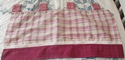baby matrex blossoms window valance