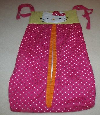 hello kitty diaper stacker