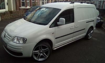 VW Caddy maxi van No VAT
