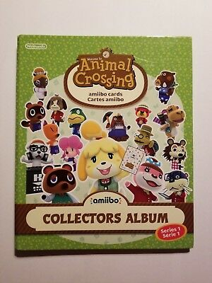 Animal Crossing Amiibo Card Series 1 Your Pick