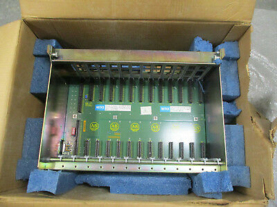 Allen Bradley 1771-A3B1 12 Slot I/O Chassis Part No. S96815003 Series B *NEW*