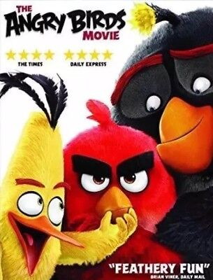 The Angry Birds Blu-ray 2016) Digital HD Download Code DOES NOT INCLUDE ANY DISC