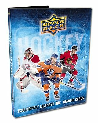 16-17 UD Series 1 Hockey Starter Kit Sealed Young Guns 5 Packs + Bonus Matthews?