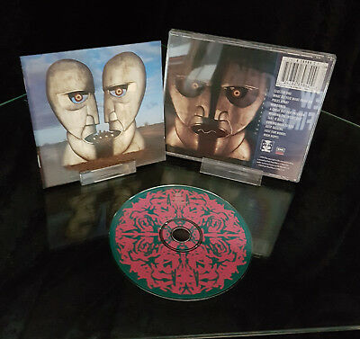 CD - Pink Floyd - The Division Bell - top Zustand