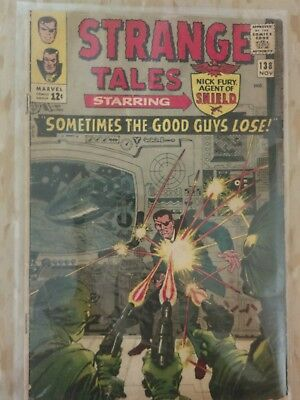 Strange Tales Nick Fury Agent Of Shield Sometimes The Good Guys Lose! #138