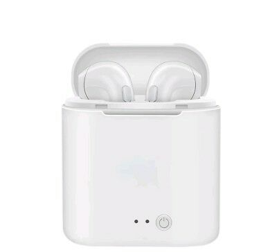Wireless Bluetooth Headphones Earpods FOR Airpods Apple iPhone X Android