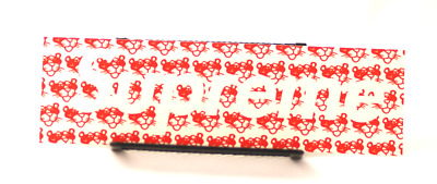 5cee3ada391f Supreme Pink Panther Box Logo Sticker Red Ss14 2014 Accessory Cdg Black  White