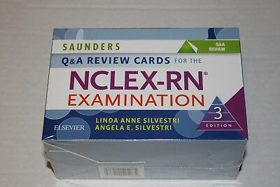 Saunders Q & A Review Cards for the NCLEX-RN® Examination, 3e