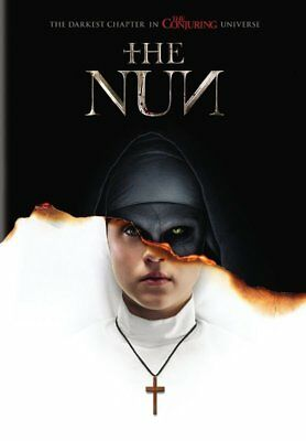 The Nun (DVD 2018) Brand New and Free Shipping!