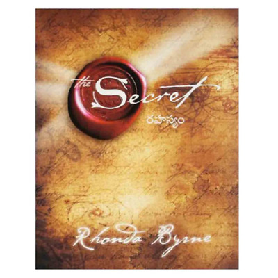 The Secret by Rhonda Byrne [BOOK PDF] ✔️