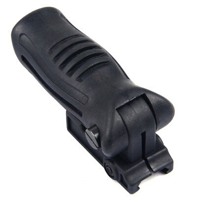 Hand Vertical Fore Grip Folding Foregrip Forward for 20mm Picatinny Rail Airsoft