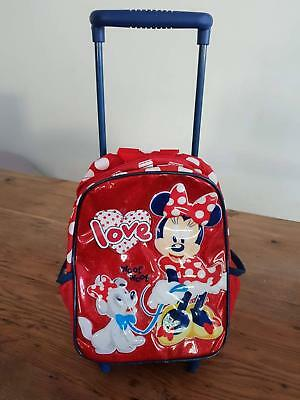 Minnie Mouse Roll along bag