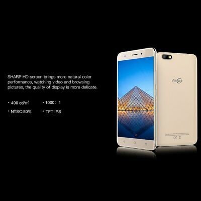 AllCall Madrid 5.5inch Dual SIM Card For Android 7.0 Smartphone Mobile Phone