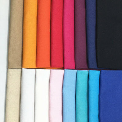 Plain Solid Duck Canvas 100% Cotton Fabric 8oz Upholstery Cover Material Metre