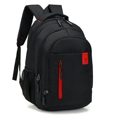 Shoulder Bag Waterproof Nylon Bag Men's Backpack Large Capacity Travel Bags R13U