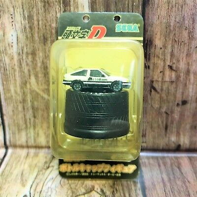 Initial D AE86 a plastic bottle Bottle Cap Figure Vol.2 2003 SEGA Japan
