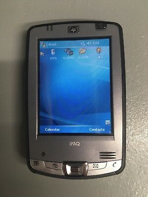 Hp Ipaq Hx2490B Pocket Pc Pda Windows Mobile